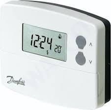Danfoss TP5001 rádiós szobatermosztát 087N791201