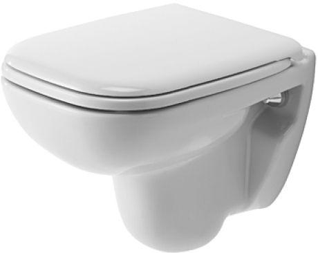 Duravit D-Code fali WC compact mélyöblítés (221109)