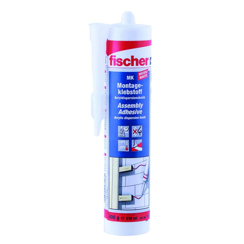 Fischer ragasztó szerkezet 53128 mk-310 fixit