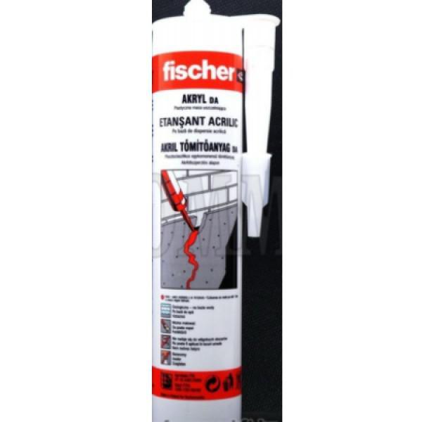 Fischer sziloplaszt akryl 79531 fehér 310ml
