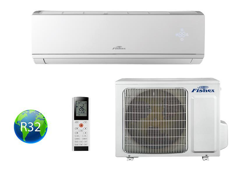 Fisher Comfort Plus FSAI-CP-240BE3 / FOAI-CP-240BE3  oldalfali split klíma 7/7,4 kW