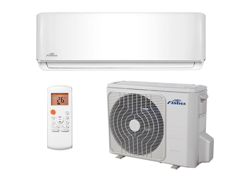 Fisher Professional FSAIF-Pro-186AE3 / FSOAIF-Pro-186AE2  oldalfali split klíma 5,3/5,56 kW