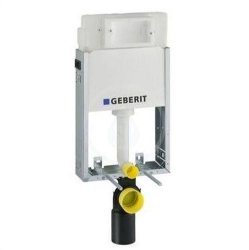 Geberit Kombifix WC szerelőelem fali WC részére, Delta öblítőtartállyal 110.100.00.1