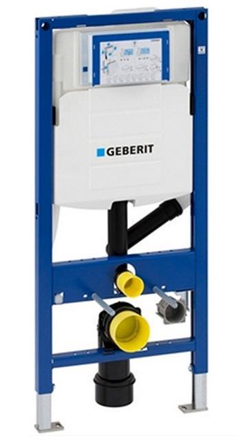 Geberit SZAGELSZÍVÓS Duofix Sigma wc tartály szerelőelem (111370005) Sigma 40 hez