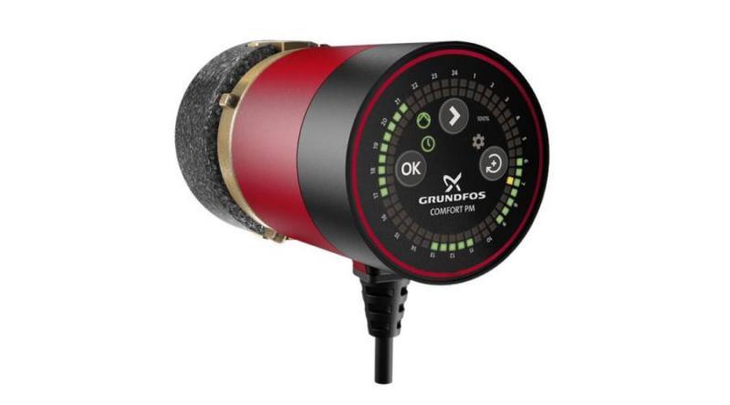 GRUNDFOS Comfort 15-14 BDT PM HMV cirkulációs szivattyú (99812350)