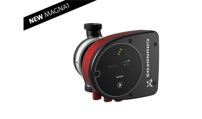 Grundfos Magna1 32-120 PN 6/10 (99221281)