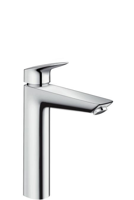 Hansgrohe Logis egykaros mosdócsaptelep 190 lefolyó-garnitúra nélkül (71091000)