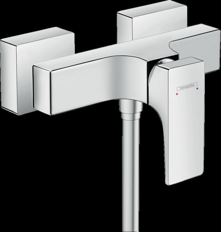 Hansgrohe Metropol egykaros falsíkon kívüli zuhanycsaptelep (32560000)