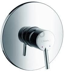 Hansgrohe Talis egykaros,falsík alatti zuhanycsaptelep színkészlet 32675000