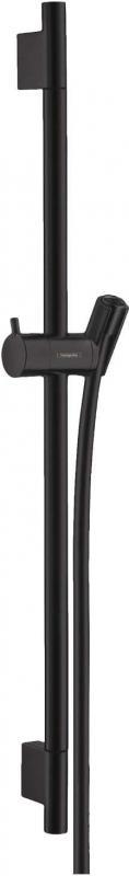 Hansgrohe Unica'S Puro zuhanyrúd 0,65 m, matt fekete 28632670