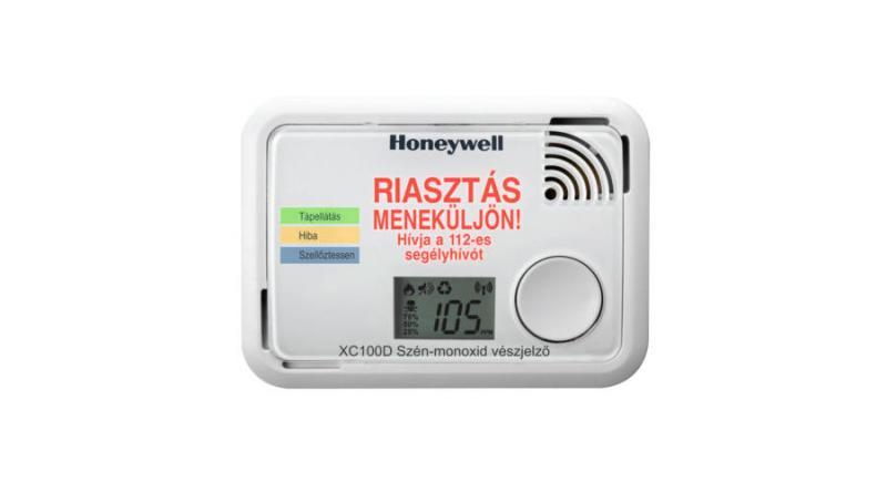 Honeywell XC 100D szén-monoxid érzékelő