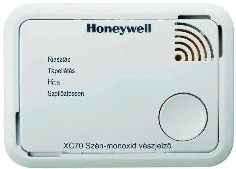 Honeywell XC 70 szén-monoxid érzékelő