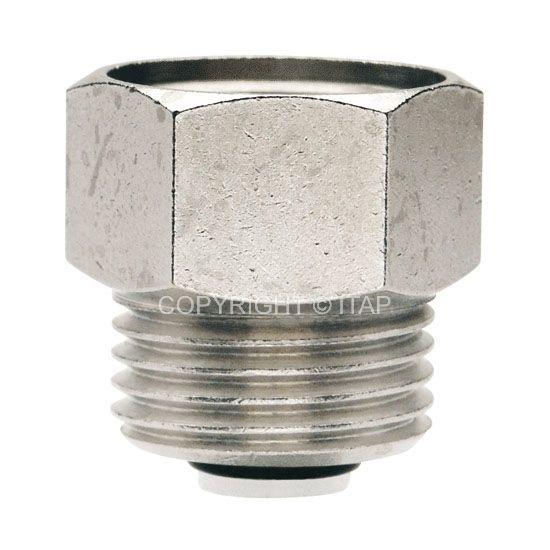Itap 1/2'' DN15 10 bar Légtelenítő elzáró csavarzat
