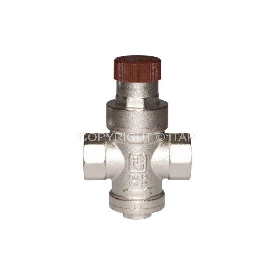 Itap Víznyomáscsökkentő 3/4'' DN20 (1 és 4bar között állítható) max 15 bar