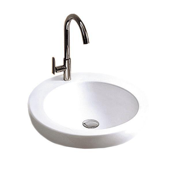 Karag mosdó, kerek (LT3008)