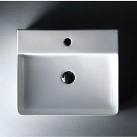 Karag mosdó, szögletes (LT2173-S)