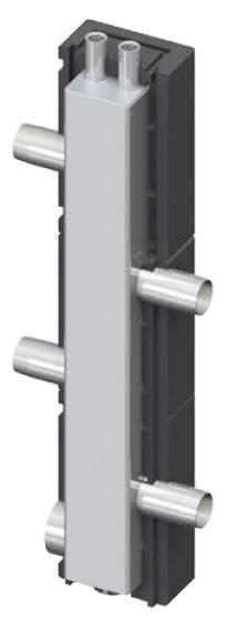 "Lovato CP90 hidraulikus váltó + szigetelés, 6.5m3/h, DN32, 6/4"" (LOV_49017057)"