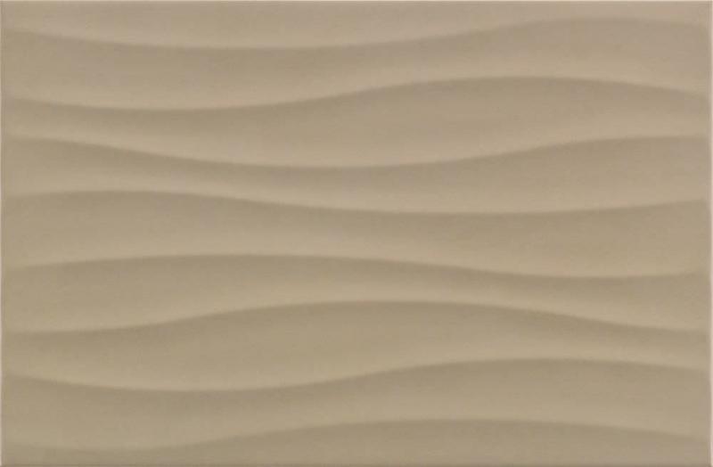 Marazzi Neutral Taupe hullámos dekor 25x38