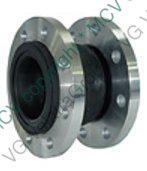 Riv McV gumikompenzátor DN 150 EPDM karimás PN16 (McV116025)
