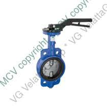 Riv McV pillangószelep NA 150 (McV115000) epdm PN16