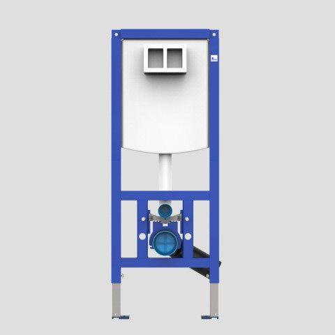 Sanit INEO PLUS 450 falba építhető wc tartály 90.733.00..T000