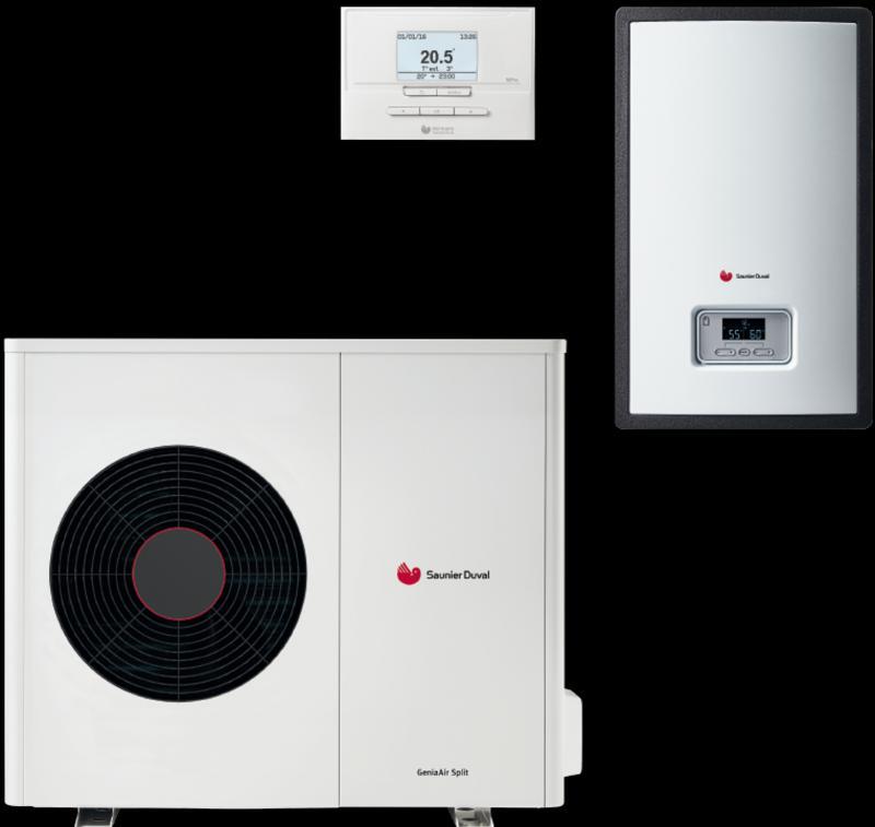 Saunier Duval HA 12-5 WSB  (fali beltéri egység HA 10-5 OS / HA 12-5 OS 230V készülékhez)