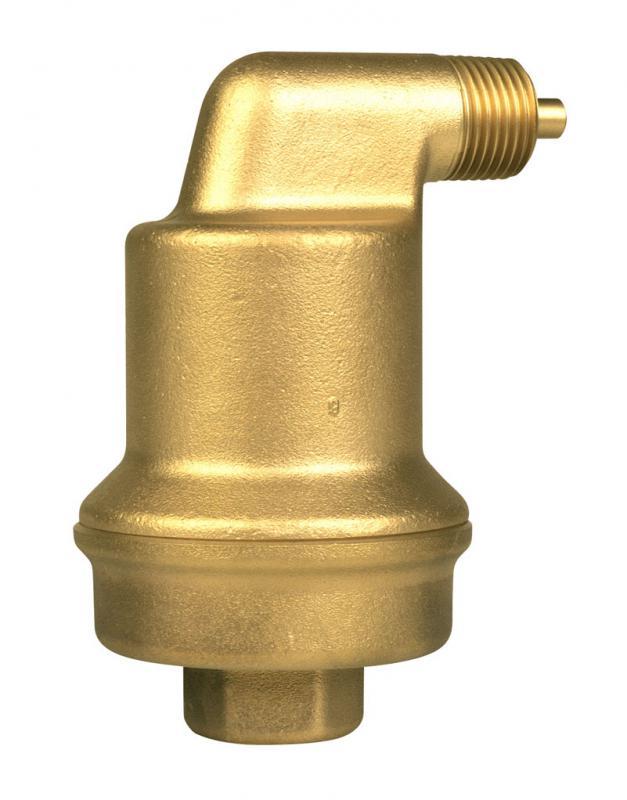 Spirotech SPIROTOP gyorslégtelenítő 1/2″, 110°C, 10 bar (AB050)