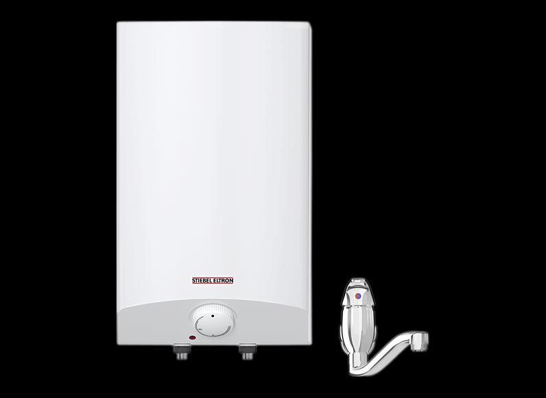 Stiebel Eltron ESH 10 O-N Trend + csaptelep nyílt rendszerű vízmelegítő (201395)
