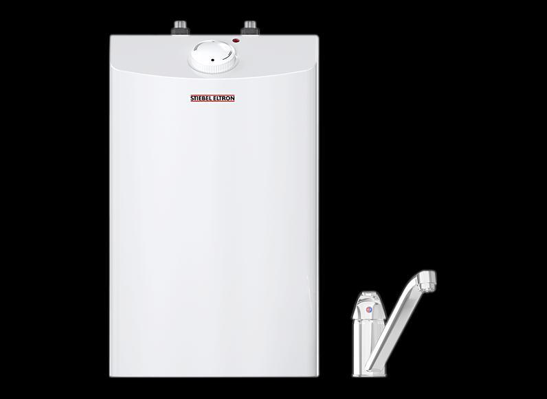 Stiebel Eltron ESH 10 U-N Trend + csaptelep nyílt rendszerű vízmelegítő (201392)