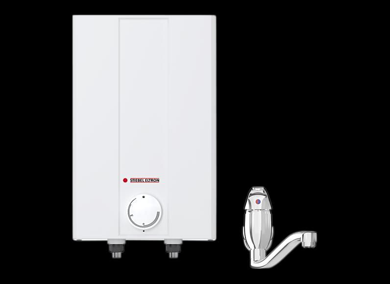 Stiebel Eltron ESH 5 O-N Trend + csaptelep nyílt rendszerű vízmelegítő (201389)