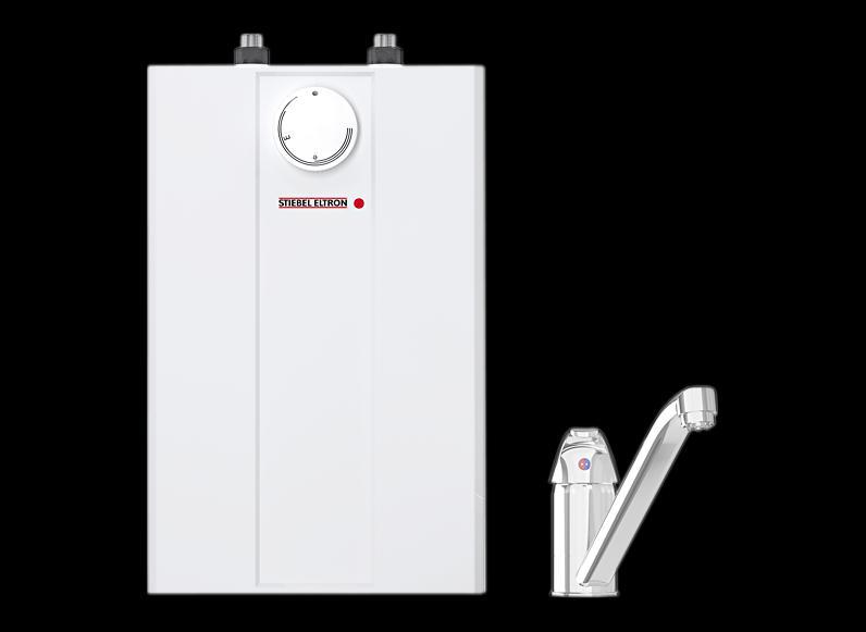 Stiebel Eltron ESH 5 U-N Trend + csaptelep nyílt rendszerű vízmelegítő (201387)