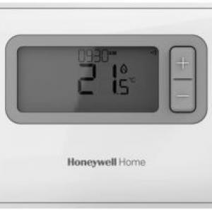 Honeywell, T3 EE vezetékes, programozható, szobatermosztát T3H110A0081