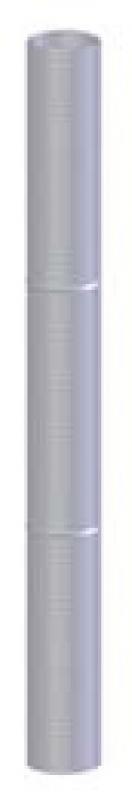 TRICOX FCS201 PPs flexibilis cső, 80mmx12.5m