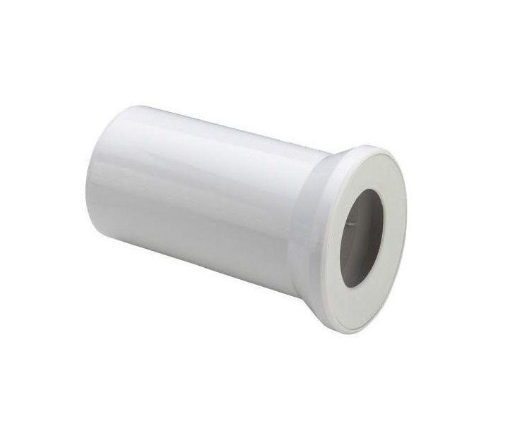 Viega WC csatlakozócsonk, egyenes 250mm (101312)