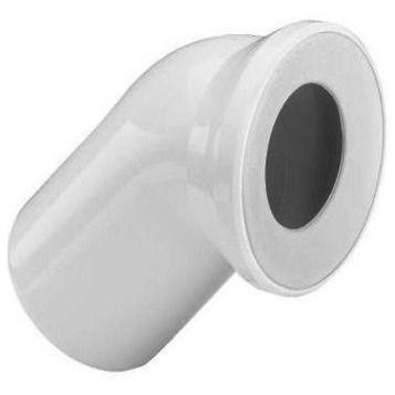 Viega WC-csatlakozóív 45° (101718)