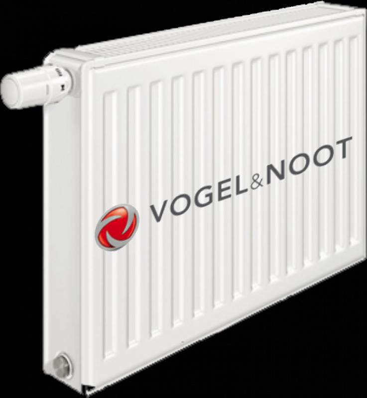 Vogel & Noot Vonova kompakt lapradiátor acéllemez radiátor 22k 600/1000