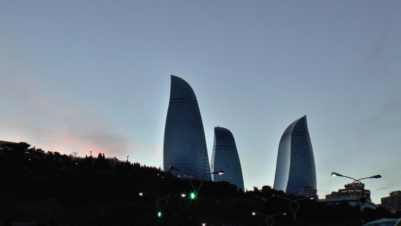 2017  Baku  útifilm HD-ben is
