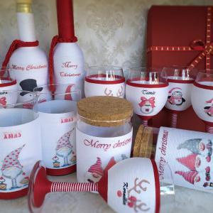 Karácsonyi zsinórozott termékek