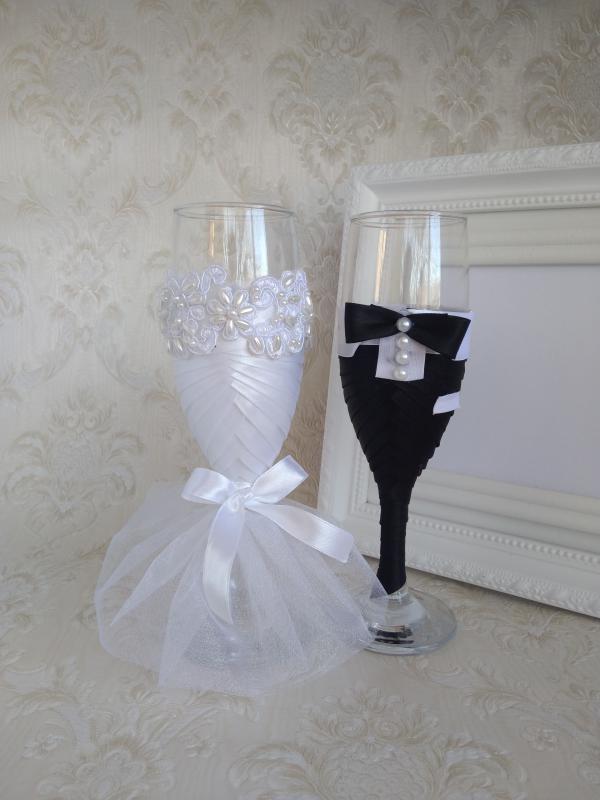Esküvői pohár, exkluzív