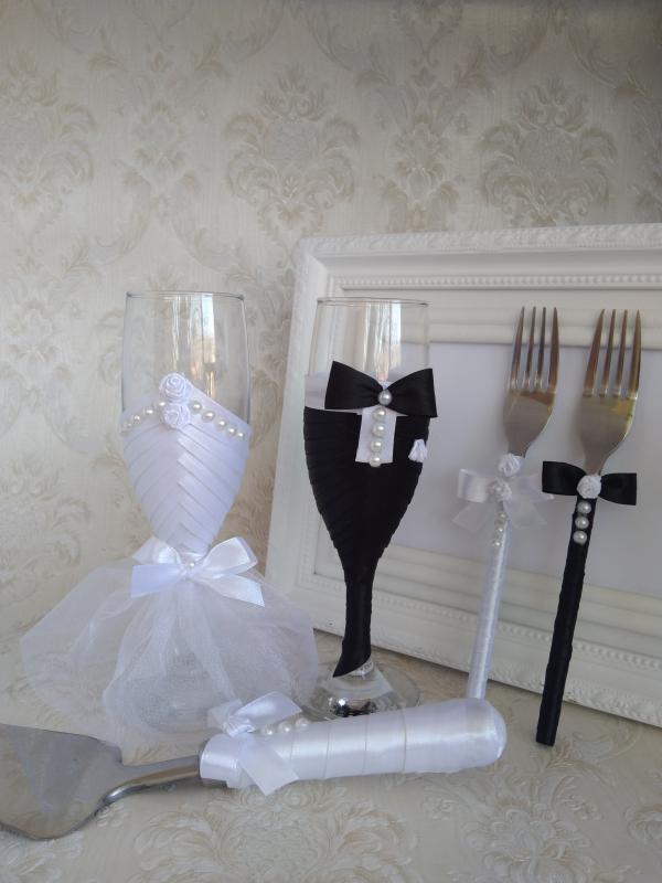 Rózsás szett esküvőre