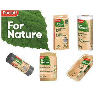Paclan for Nature termékek