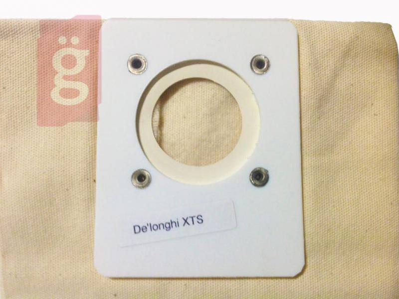 DELONGHI XTS XTC vászon (textil) porzsák (Kifutó)