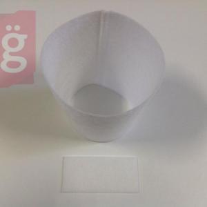 Takarítógép Szűrőpalást ETA 2404 1404 kúpos filter