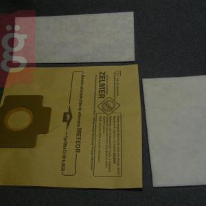 Zelmer Meteor papírporzsák (5db+2filter/csomag)