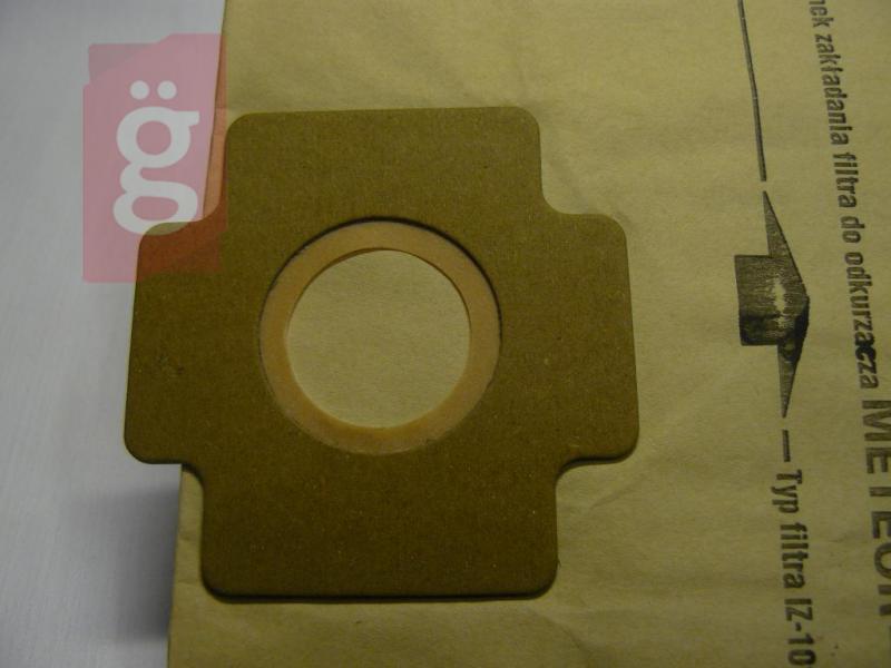 IZ-1010.0235 Zelmer Meteor papírporzsák (5db/csomag)