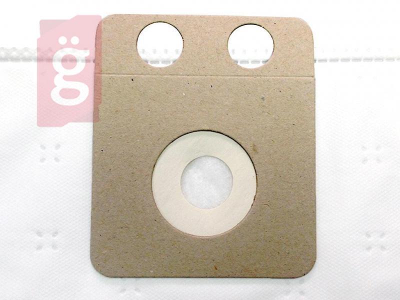 IZ-NI3S Nilfisk VP300 Eco / VP600 / GD1010 mikroszálas porzsák (5db/csomag) 5 rétegű