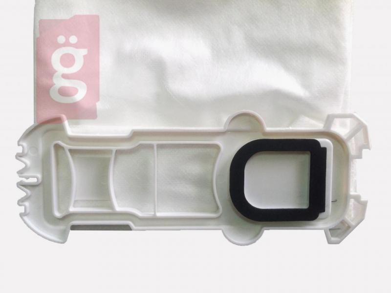 IZ-VK135S-PREMIUM Vorwerk Kobold VK135/ VK136 mikroszálas porzsák (5db/csomag) 5 rétegű
