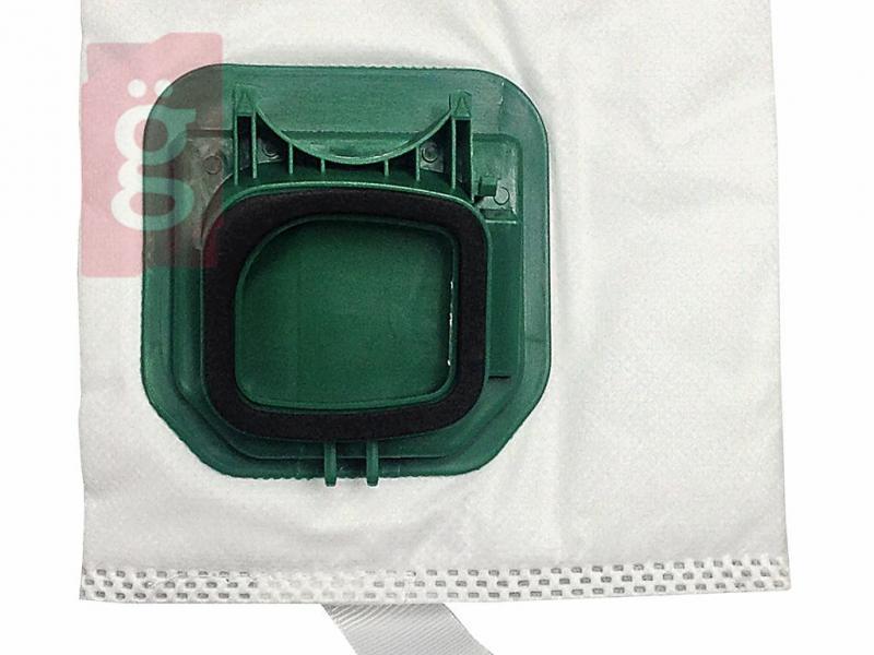 IZ-VK140S-PREMIUM Vorwerk Kobold VK140/ VK145/ VK150 mikroszálas porzsák (5db/csomag) 5 rétegű
