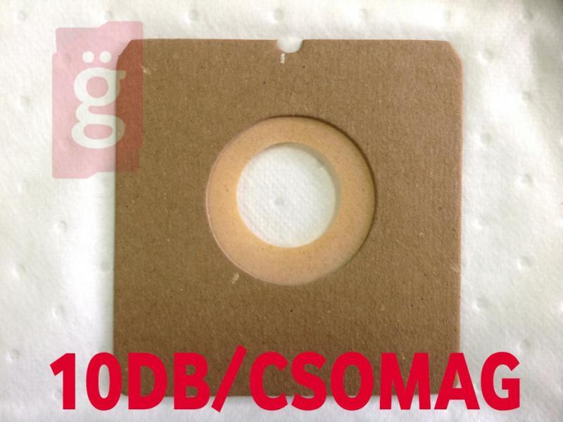 IZ-Y8S.10 Invest Welstar Tesco mikroszálas porzsák (10db/csomag)