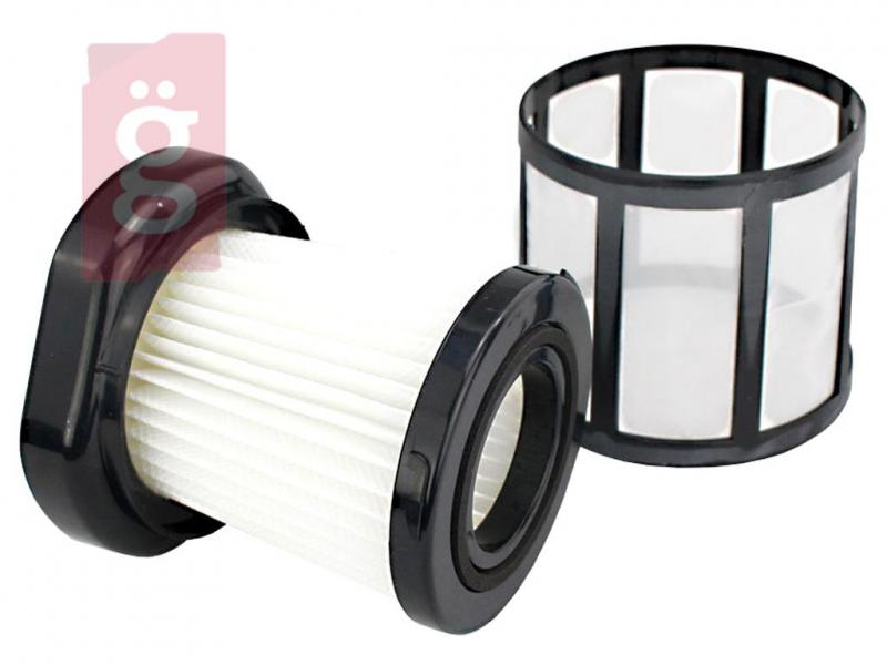 Porszívó Hepa Filter Szűrővédővel CLATRONIC BS1248/ BOMANN BS971